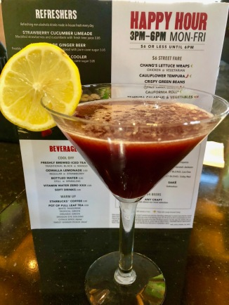 PF Changs Happy Hour Martini Hampton Virginia