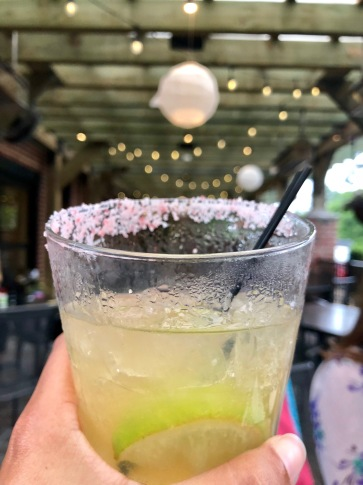 Second Street Happy Hour Margarita