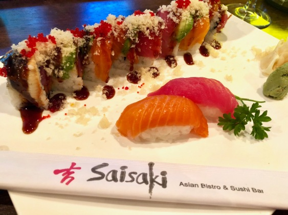 Saisaki Sushi, Newport News, Virginia