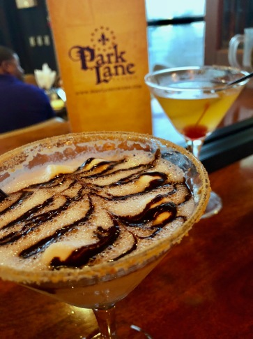 Park Lane Happy Hour Martinis Hampton